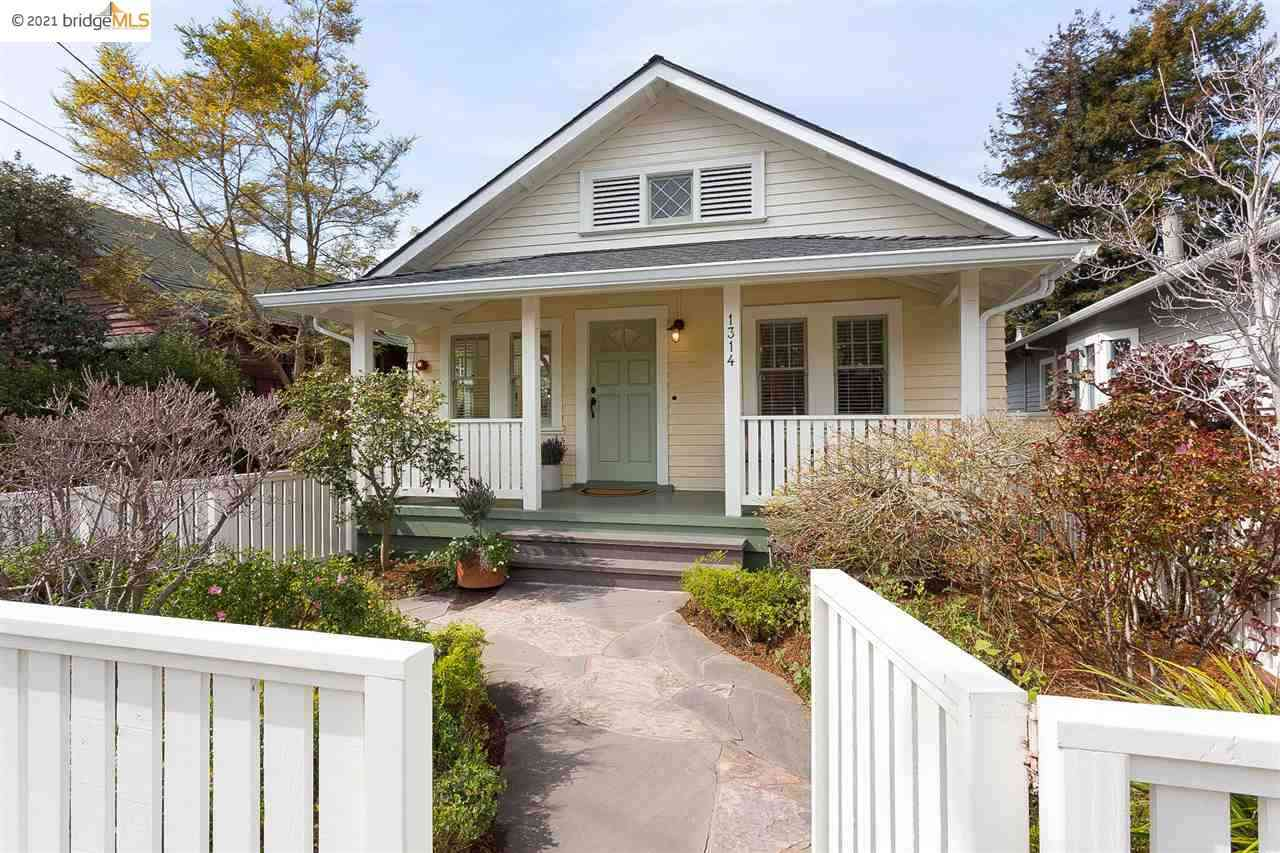 1314 Peralta Ave, Berkeley, CA, 94702,