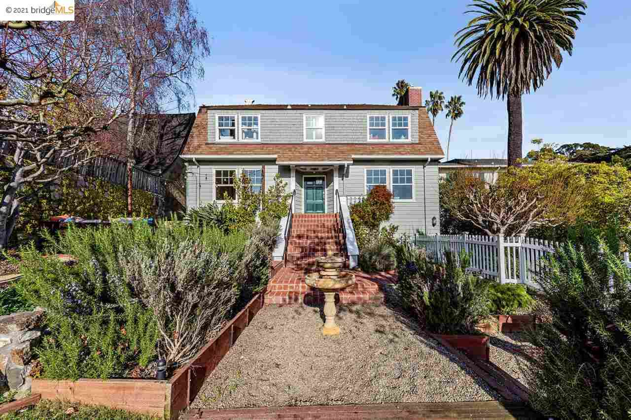 615 Arlington Ave, Berkeley, CA, 94707,