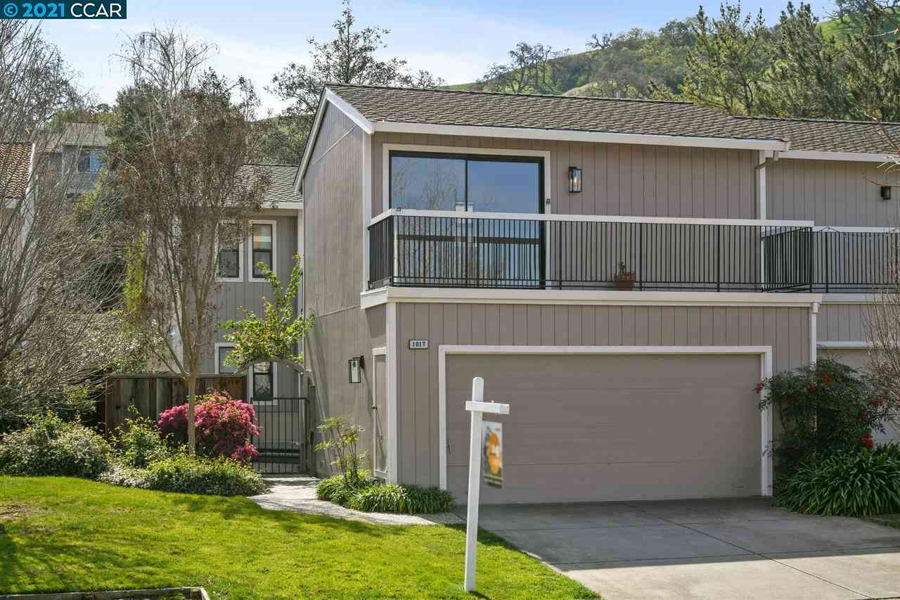 1017 Camino Verde Cir, Walnut Creek, CA, 94597,