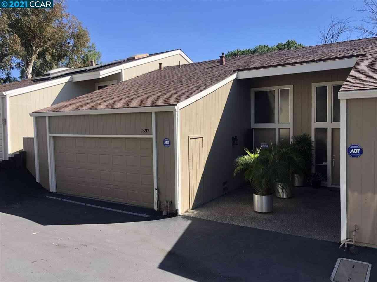 397 Ridgeview Dr, Pleasant Hill, CA, 94523,