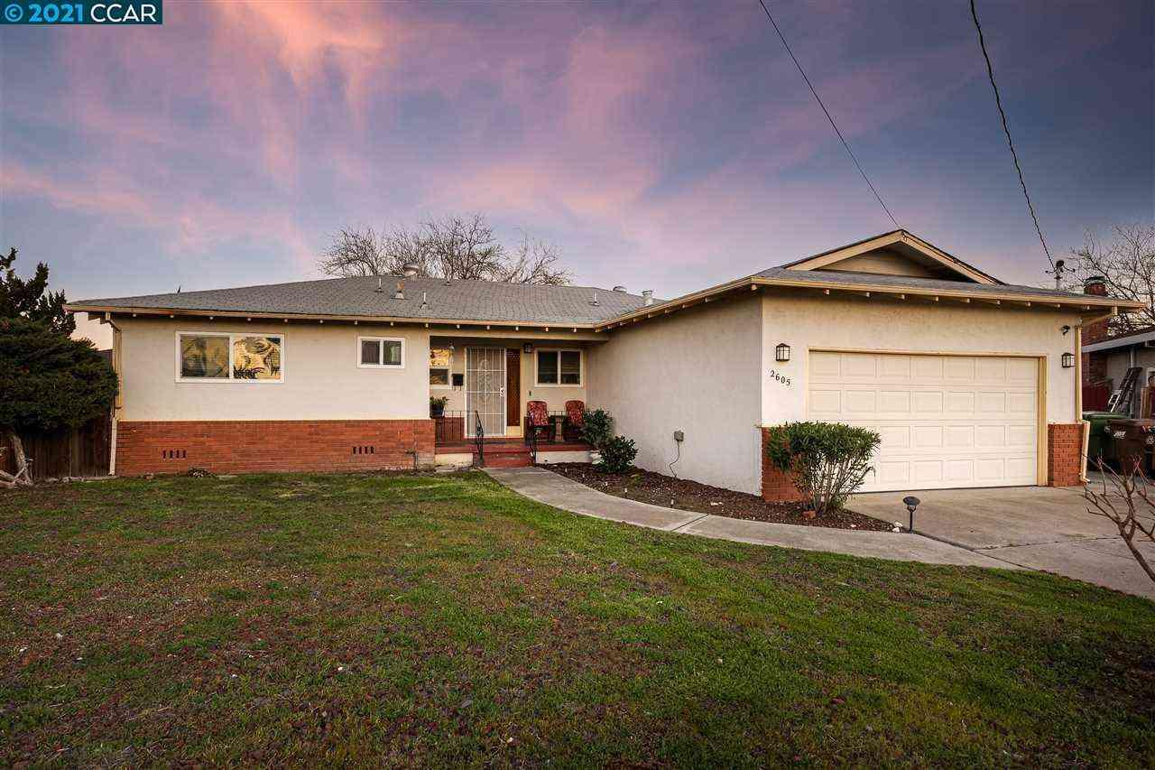 2605 Truman Ct, Antioch, CA, 94509,
