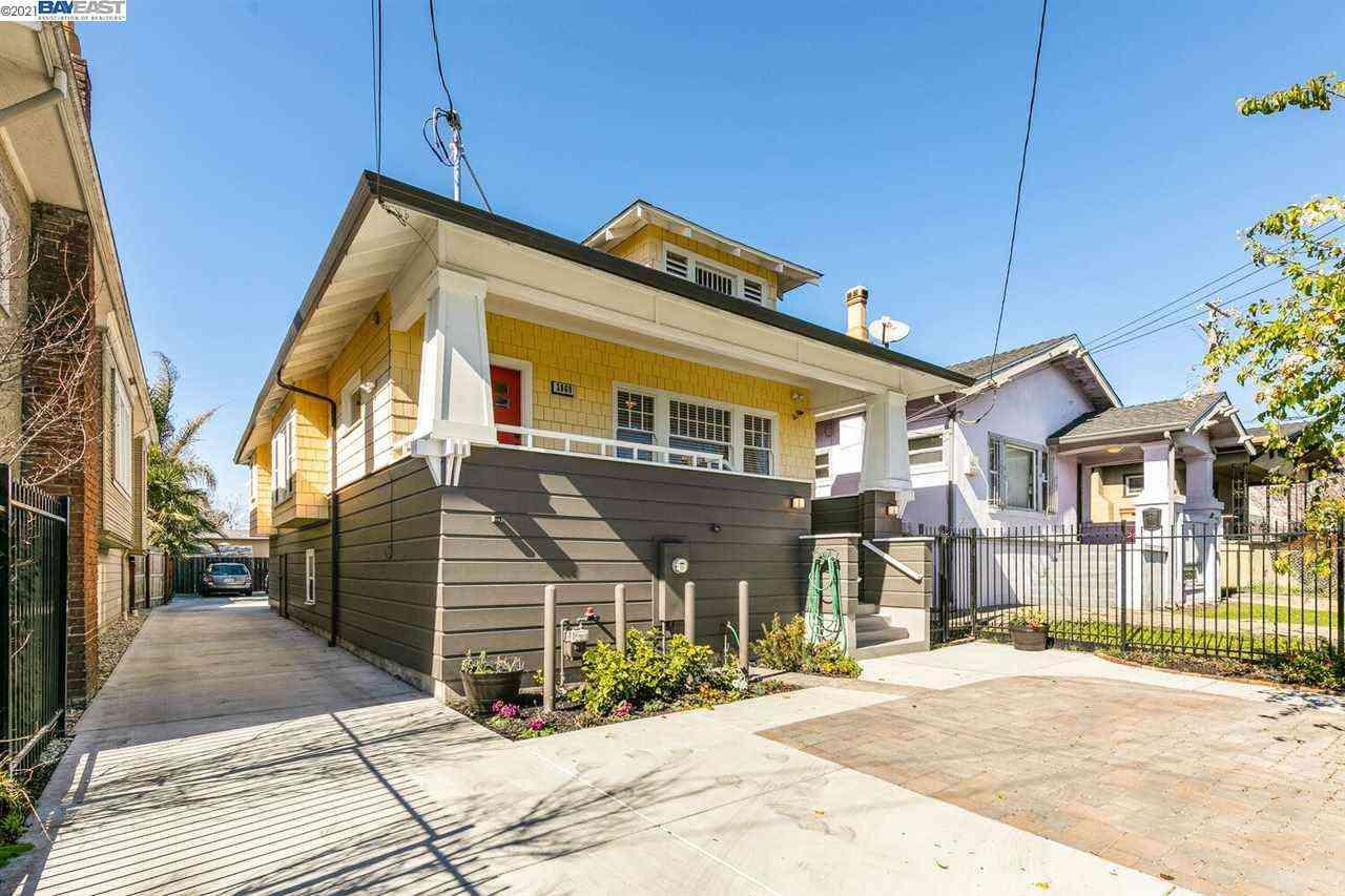 3869 Market Street, Oakland, CA, 94608,