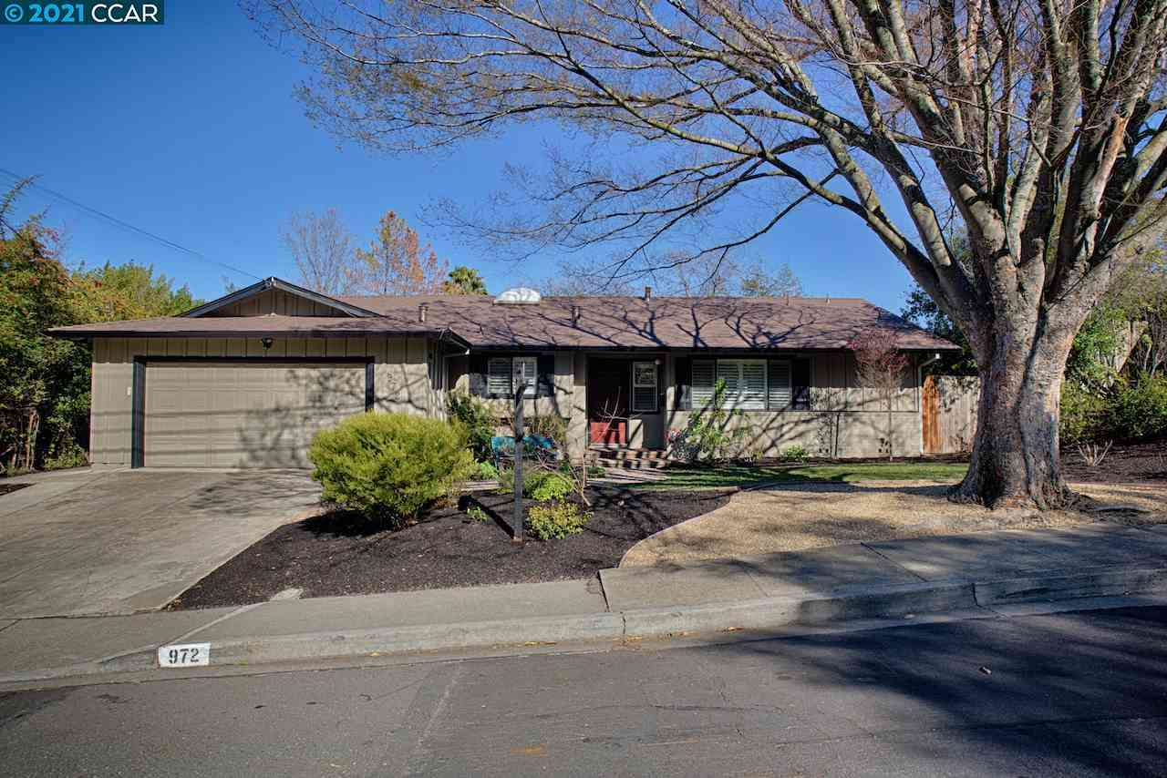 972 Leroy Ln, Walnut Creek, CA, 94597,
