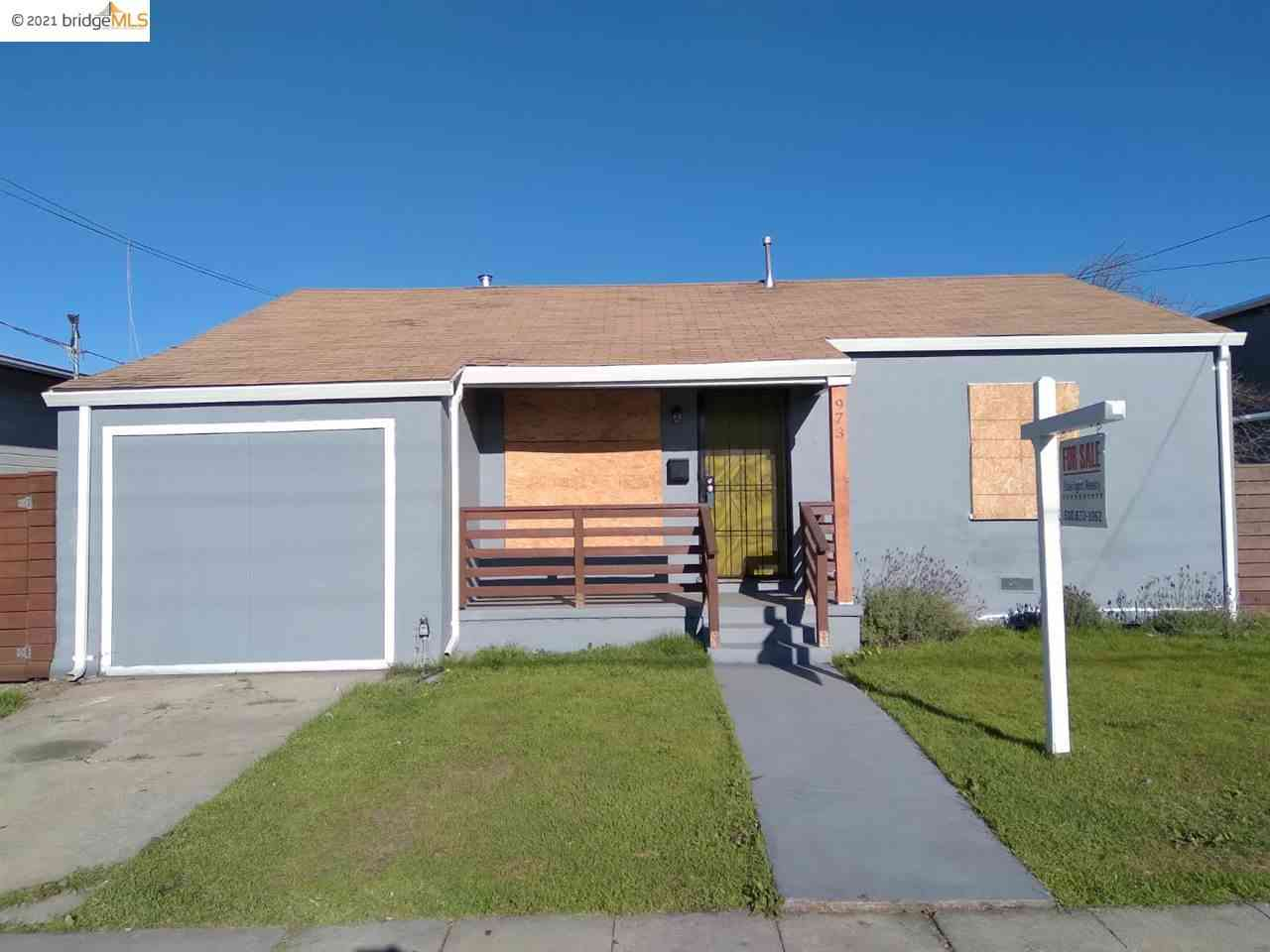 973 72Nd Ave, Oakland, CA, 94621,