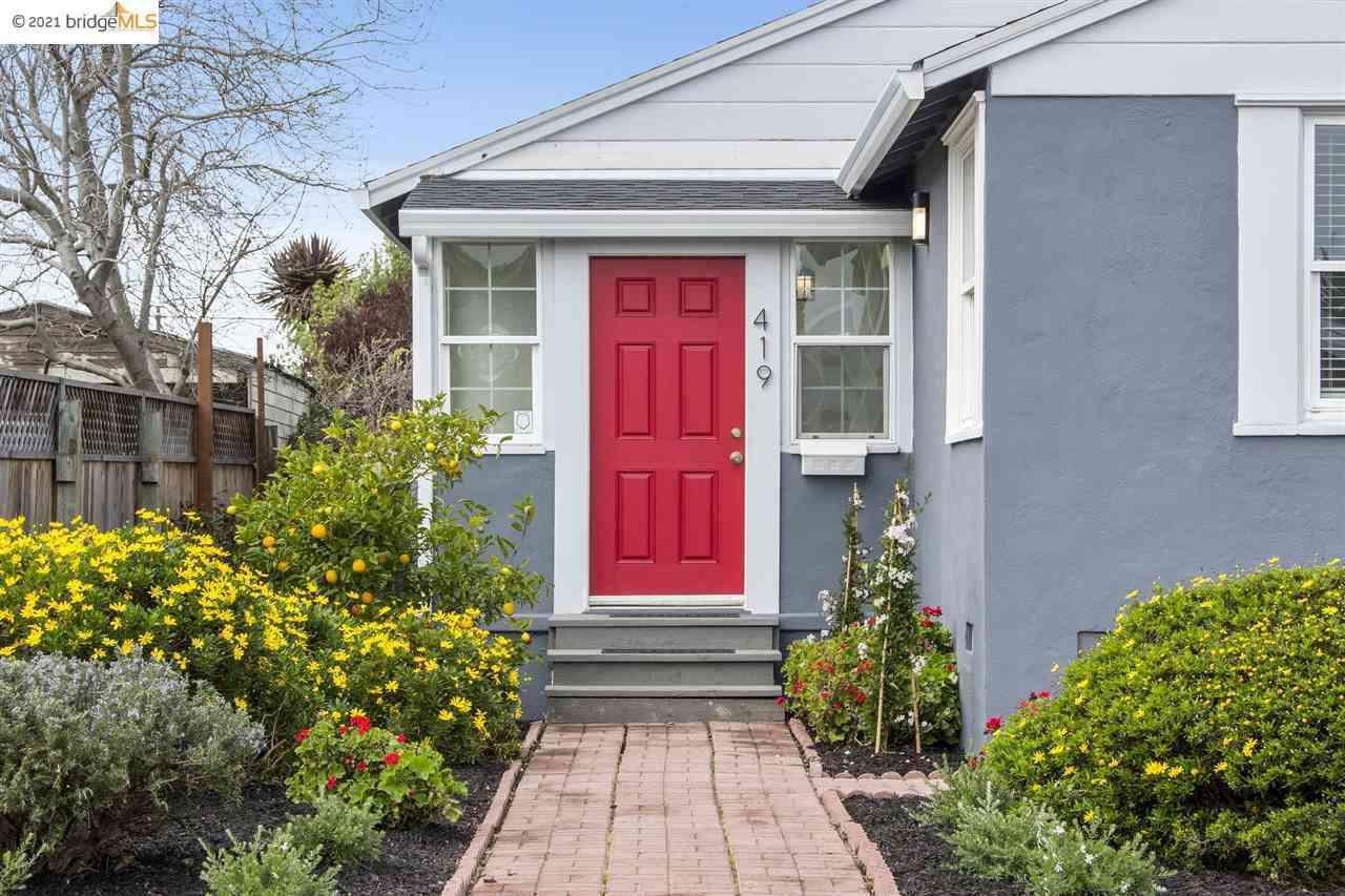 419 41st St, Richmond, CA, 94805,