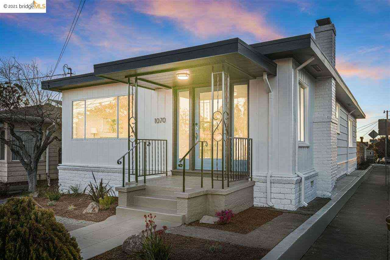 1070 Peralta Ave, Albany, CA, 94706,