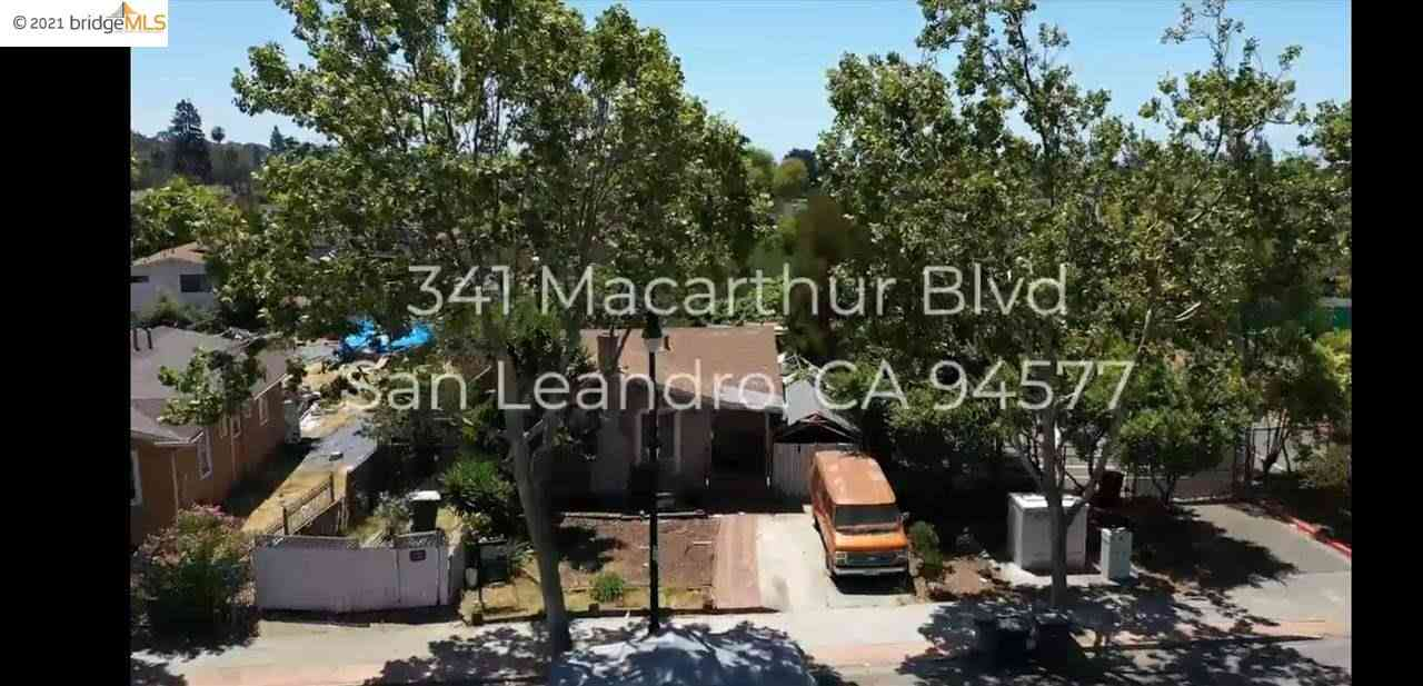 341 Macarthur Blvd, San Leandro, CA, 94577,