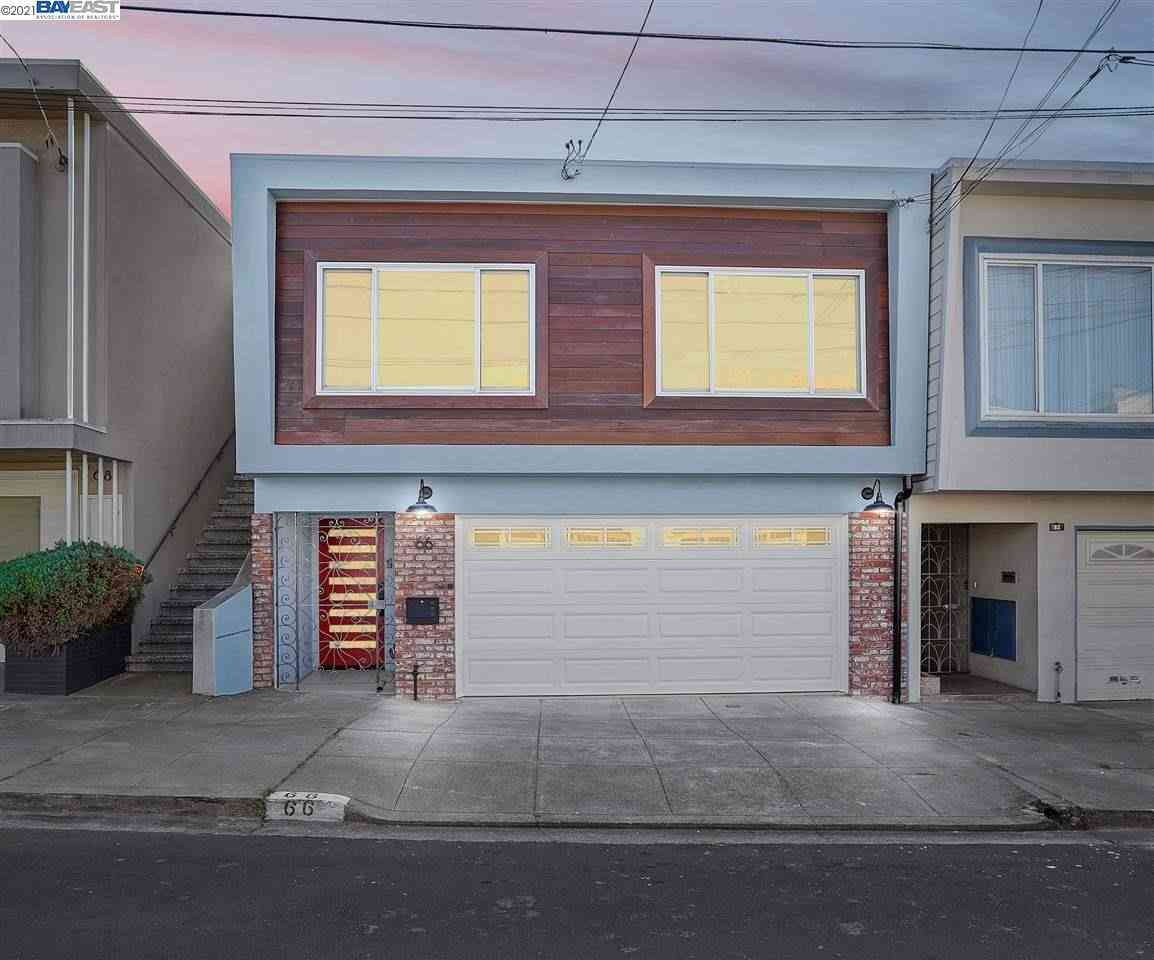 66 East Moltke St, Daly City, CA, 94014,