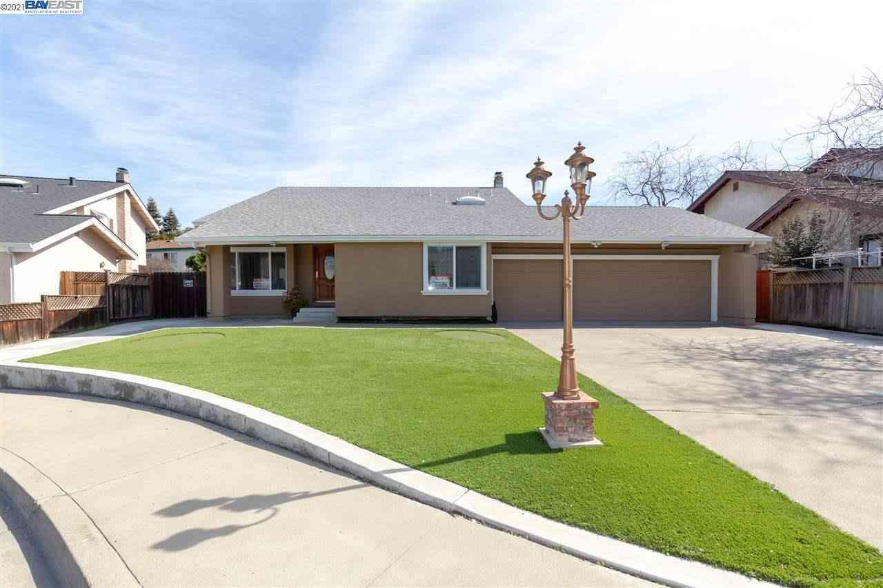 3733 Crofters Ct, Pleasanton, CA, 94588,