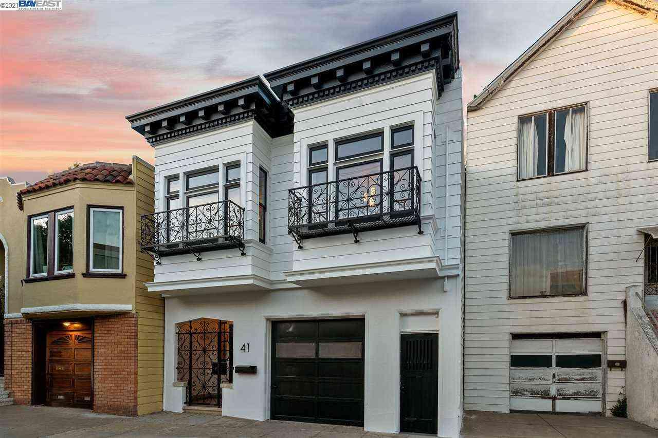 41 Park St, San Francisco, CA, 94110,