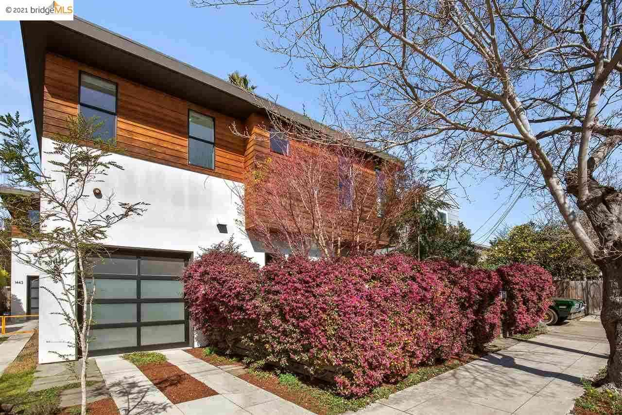 1441 Fairview St., Berkeley, CA, 94702,