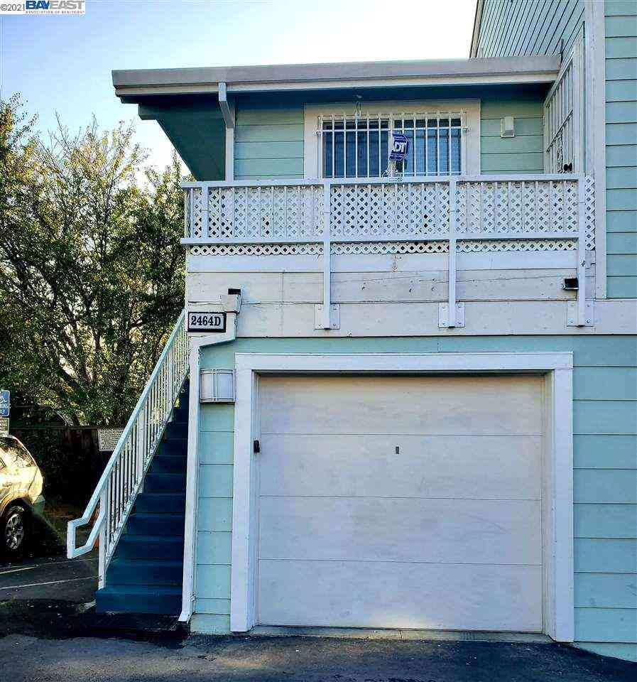 2464 26Th Ave #D, Oakland, CA, 94601,