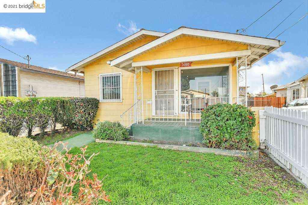 1480 81st Avenue, Oakland, CA, 94621,