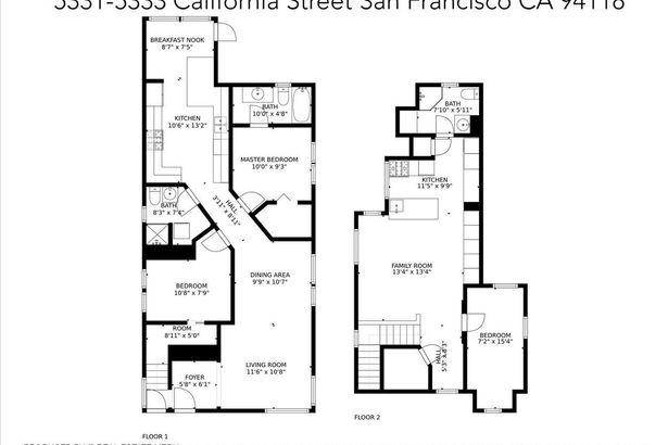 5331 California St