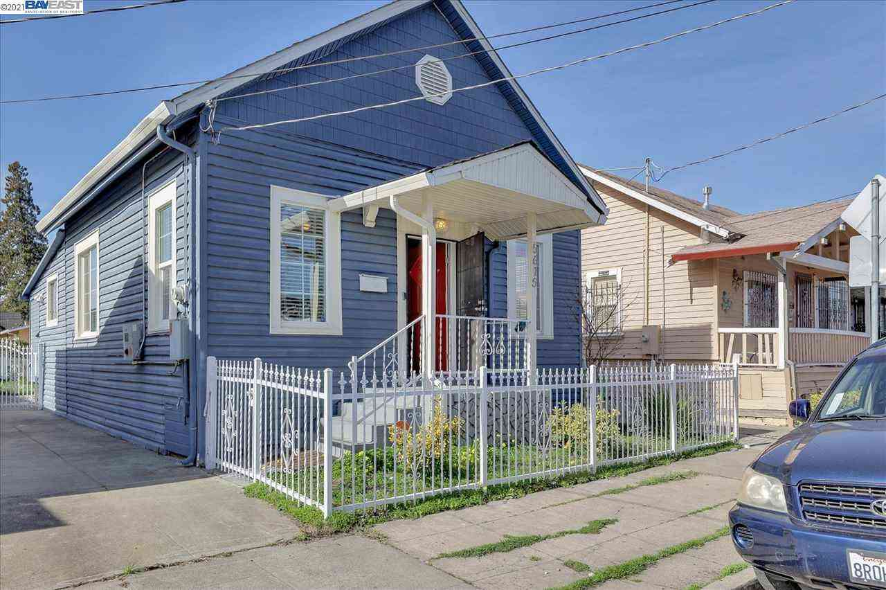 5615 Edgerly St, Oakland, CA, 94621,
