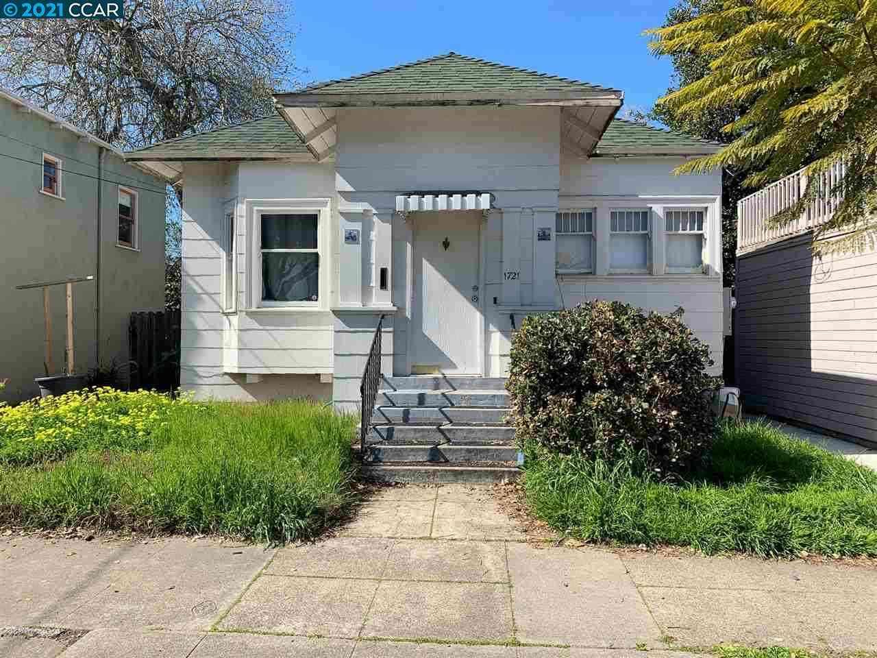 1721 Schiller St, Alameda, CA, 94501,
