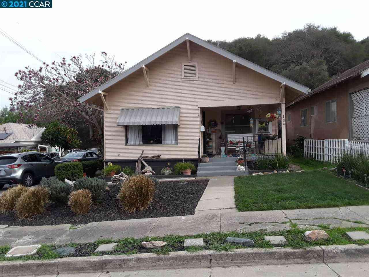 134 Arreba St, Martinez, CA, 94553,
