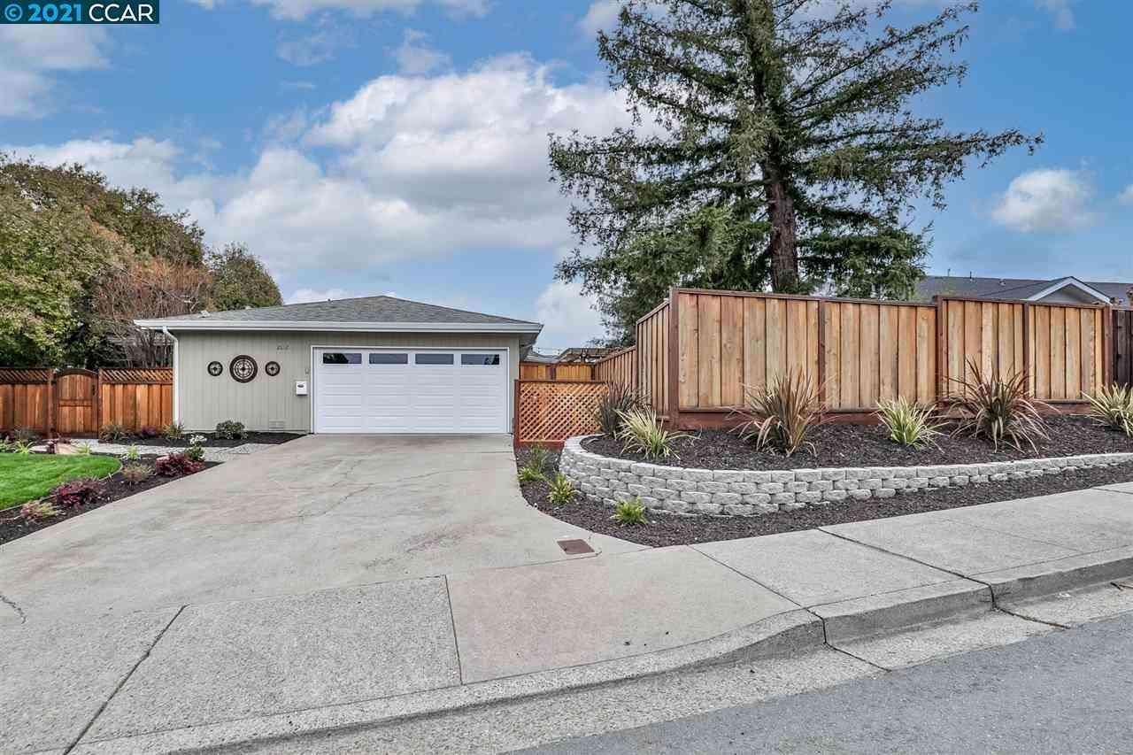 2612 Buena Vista Ave, Walnut Creek, CA, 94597,
