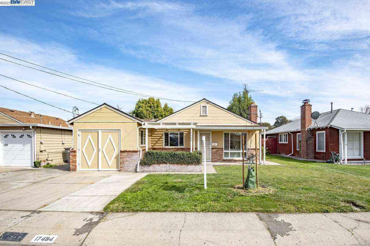 17484 Via Estrella, San Lorenzo, CA, 94580,