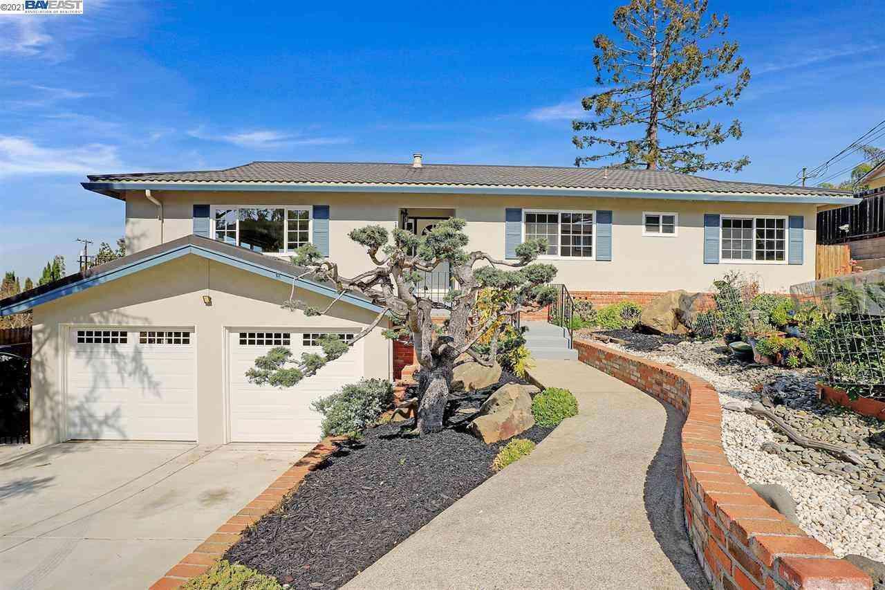 3502 Hackamore Dr, Hayward, CA, 94541,