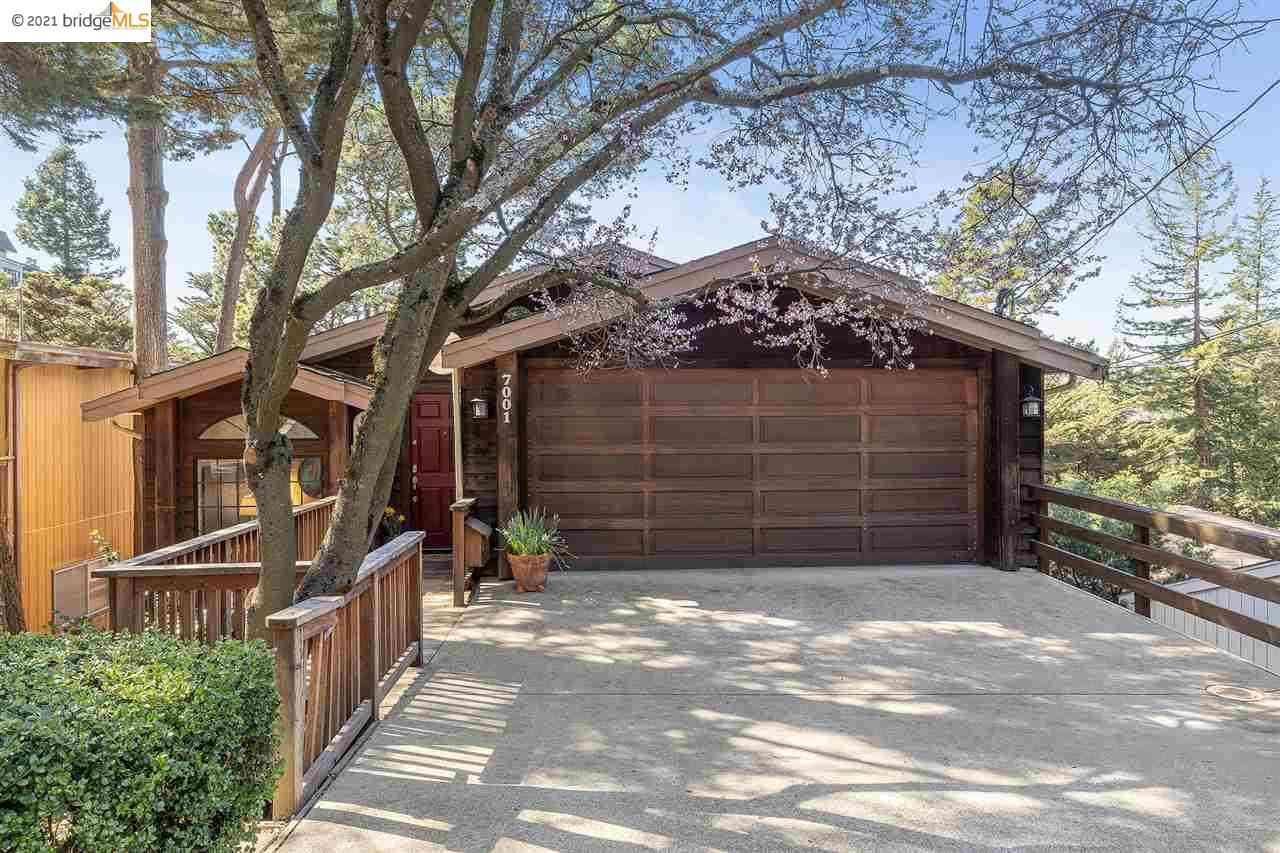 7001 Exeter Dr., Oakland, CA, 94611,