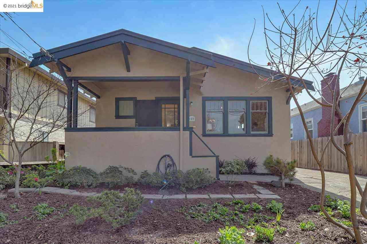 259 Maud Ave, San Leandro, CA, 94577,