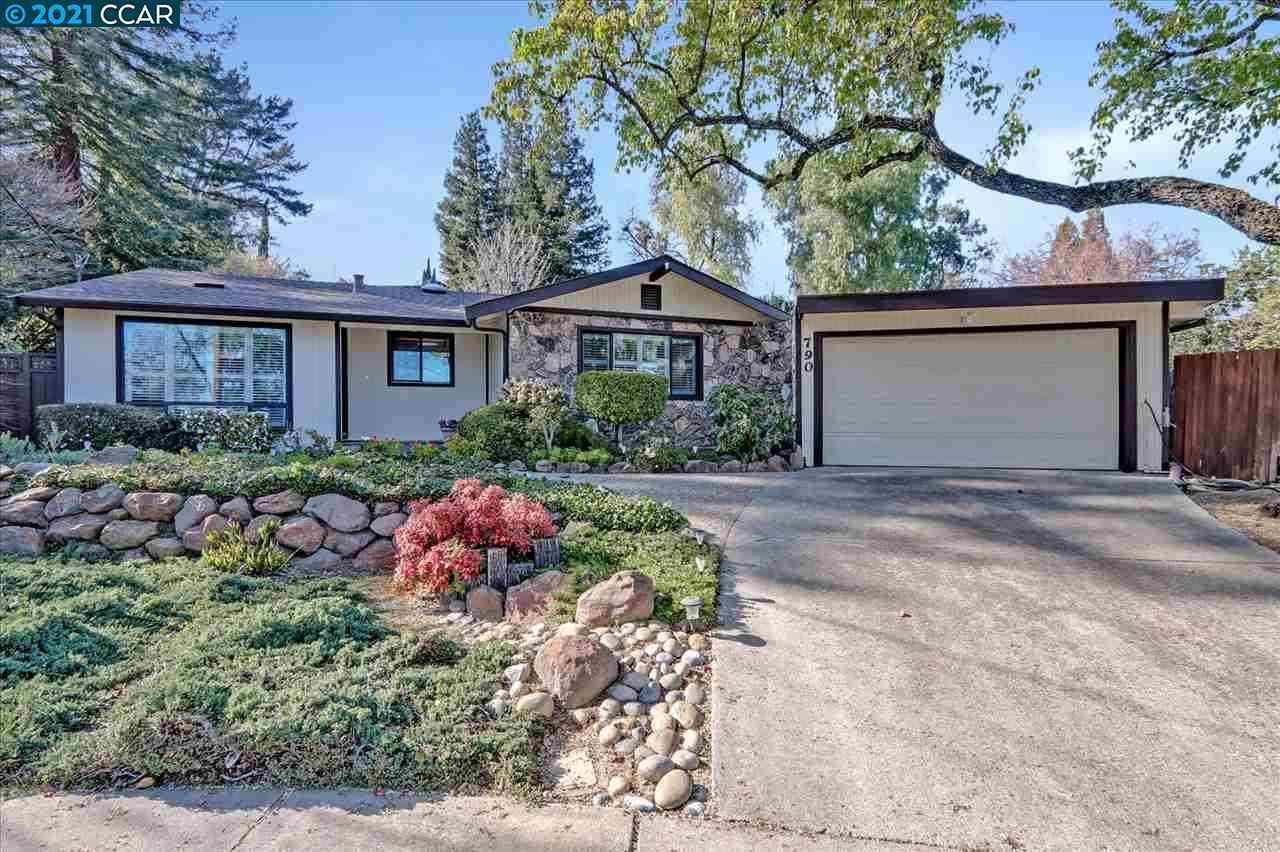 790 Charlton Dr, Pleasant Hill, CA, 94523,