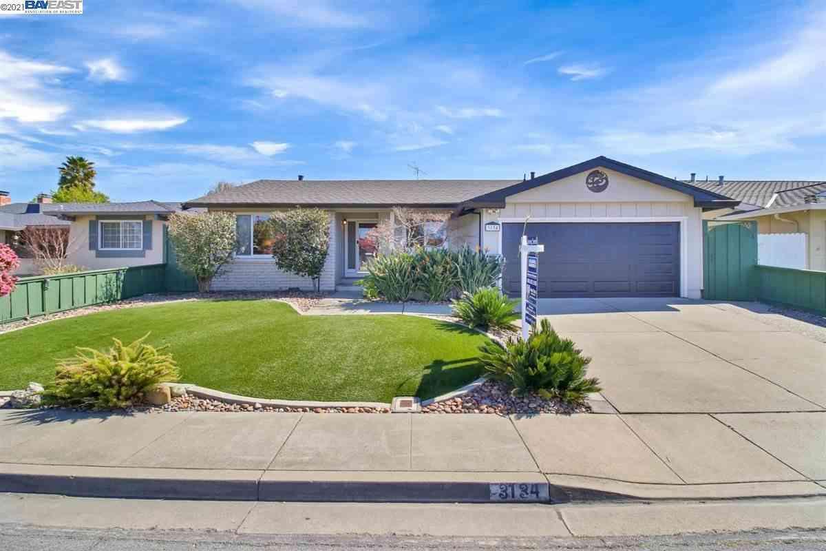 3134 Puttenham Way, Fremont, CA, 94536,