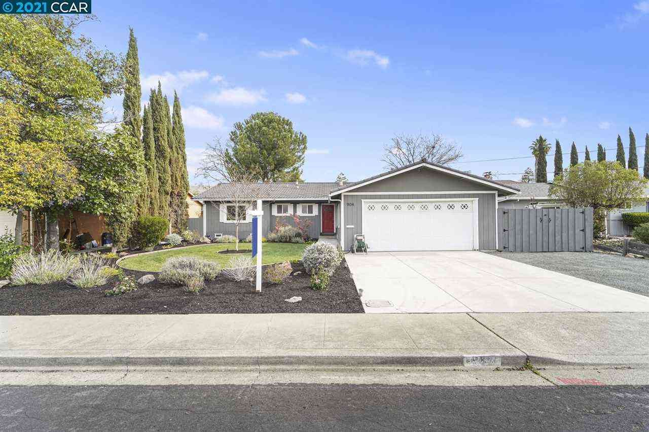904 Holiday Ct, Concord, CA, 94518,