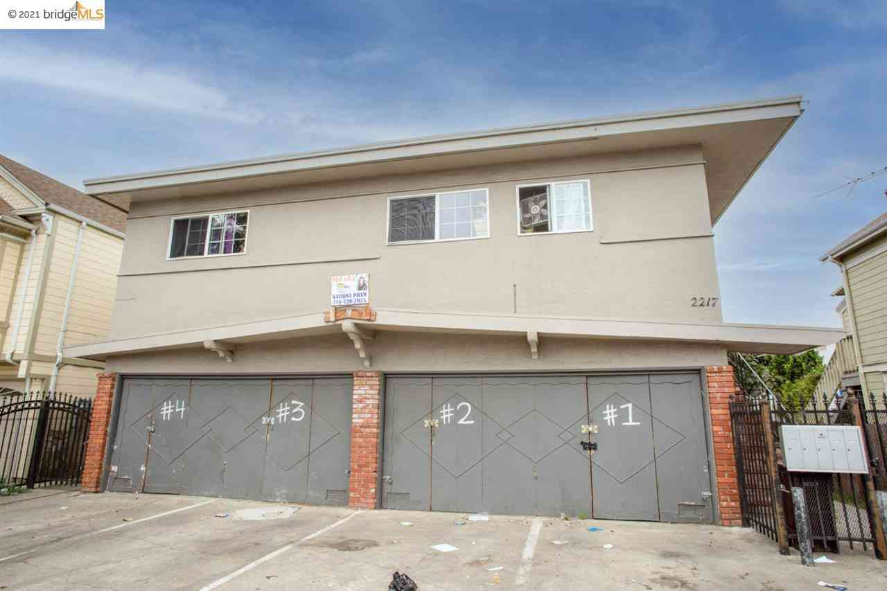 2217 Coolidge Ave, Oakland, CA, 94601,