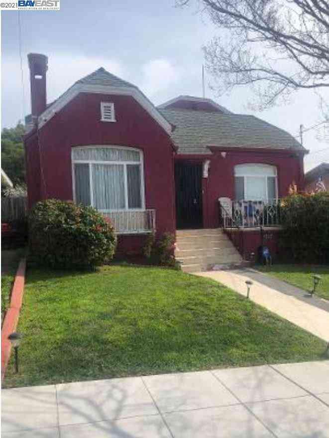5132 Fairfax Ave, Oakland, CA, 94601,