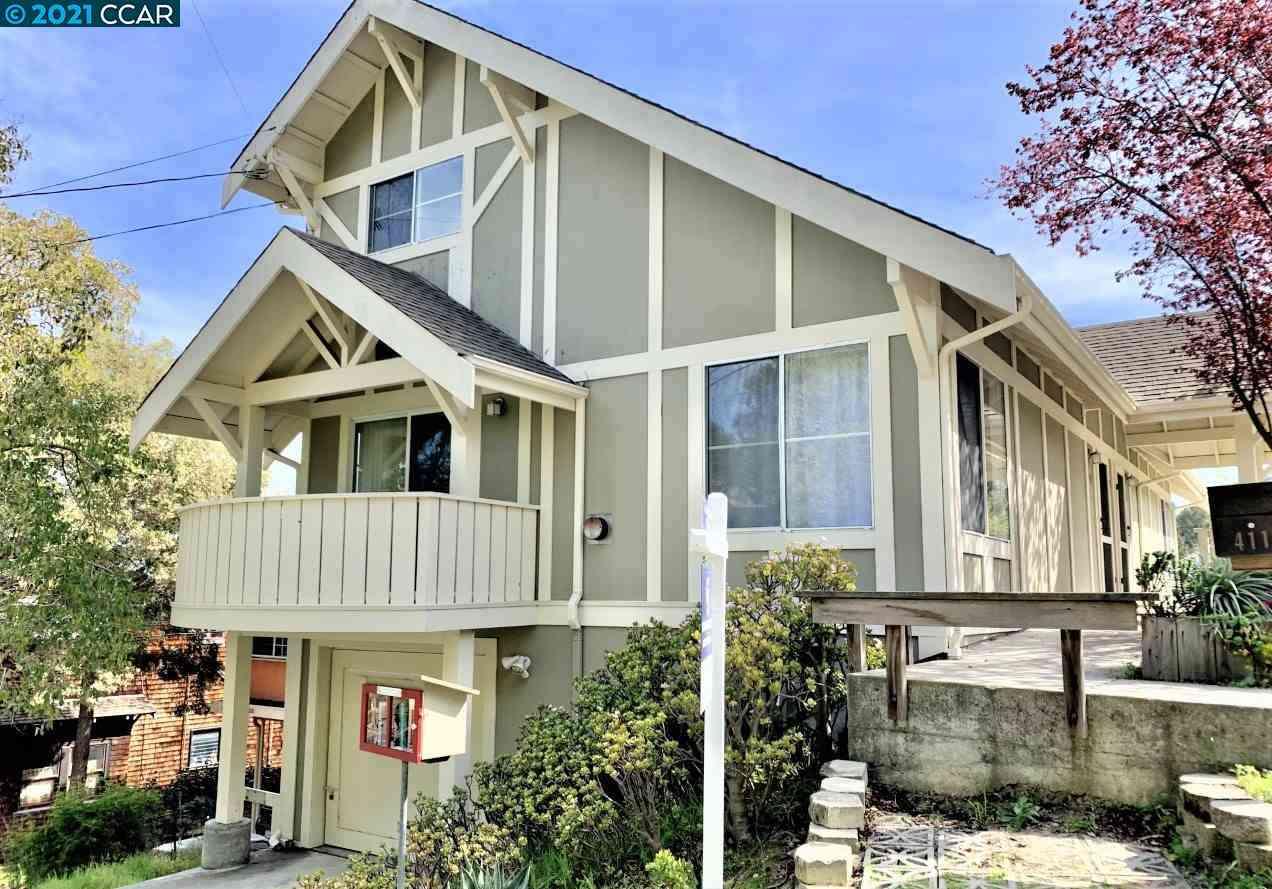 411 Santa Fe Ave, Richmond, CA, 94801,