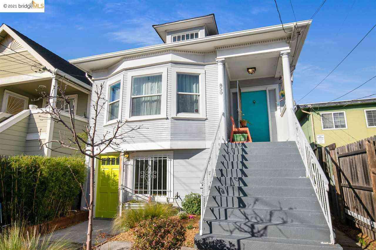 850 31St St, Oakland, CA, 94608,