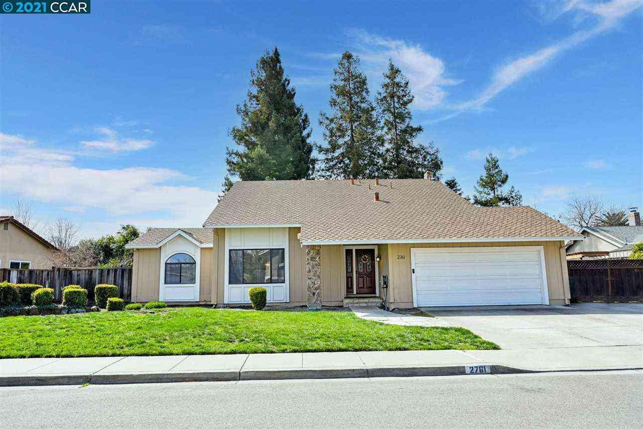 2761 Sanderling Way, Pleasanton, CA, 94566,
