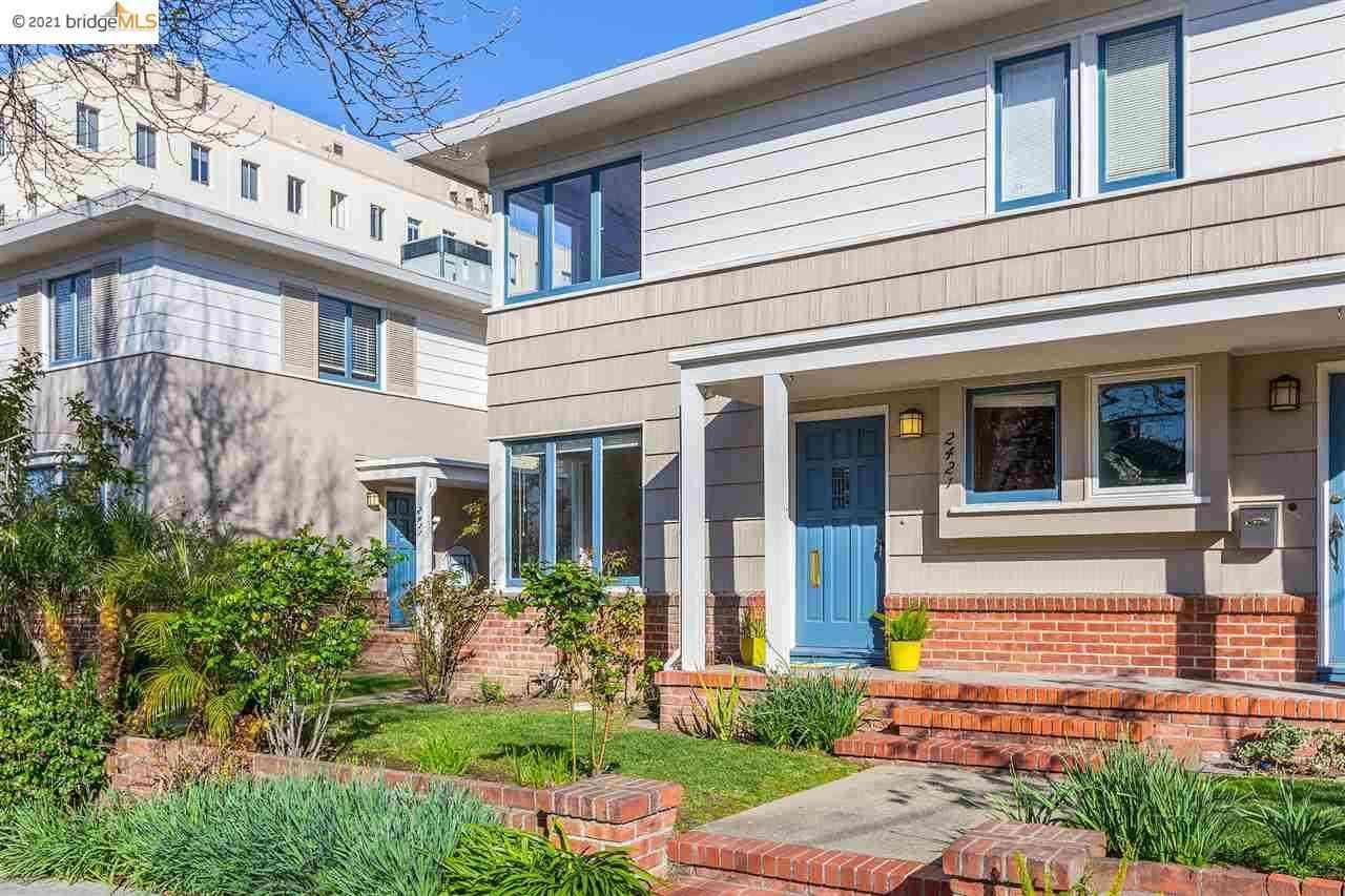 2421 Russell St ##10, Berkeley, CA, 94705,