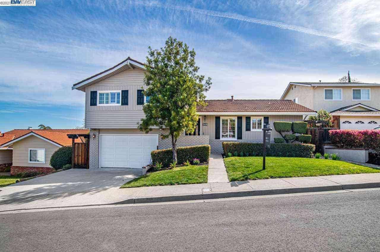 548 Gerard Court, Pleasanton, CA, 94566,