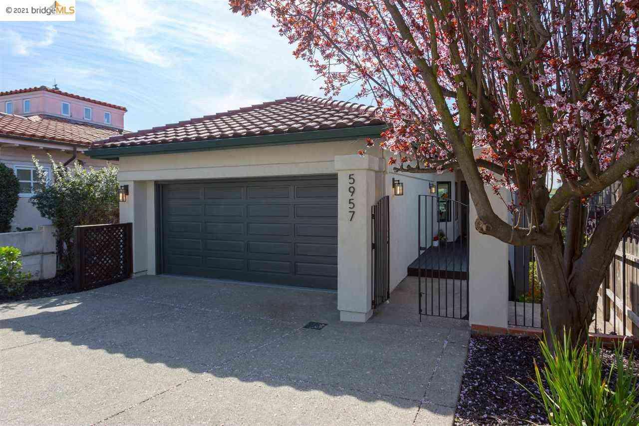5957 Buena Vista, Oakland, CA, 94618,