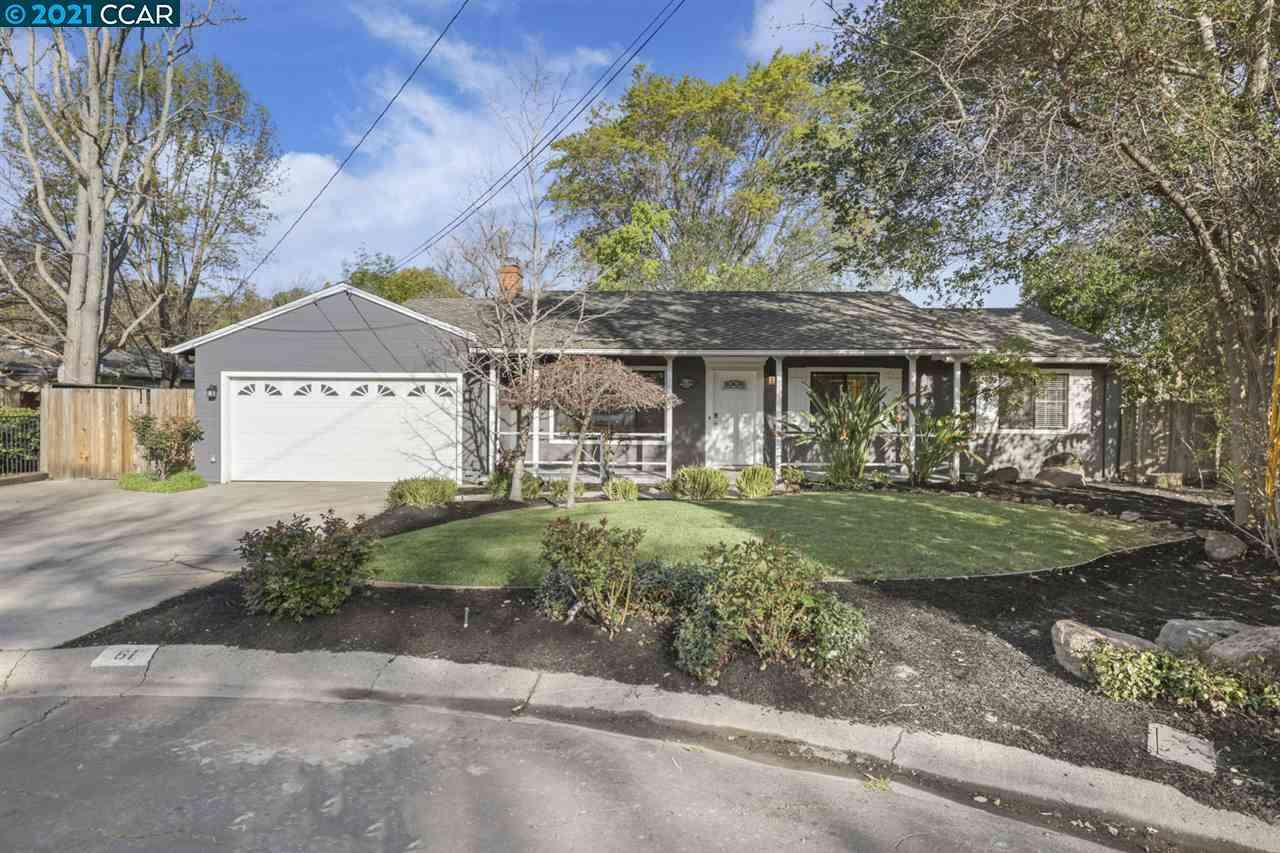 61 Paradise Lane, Pleasant Hill, CA, 94523,