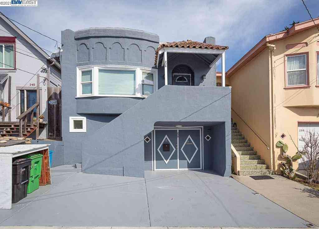 238 Thrift St, San Francisco, CA, 94112,