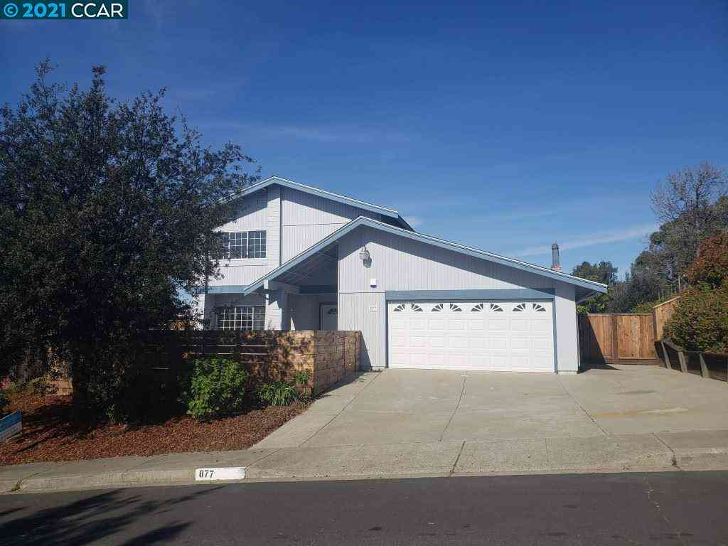 877 Sandy Cove Dr, Rodeo, CA, 94572,
