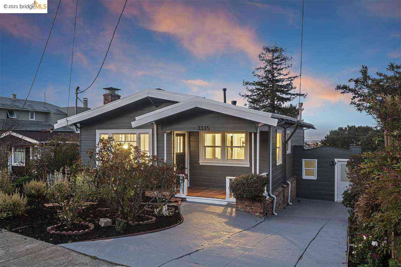 3335 Herrier St, Oakland, CA, 94602,