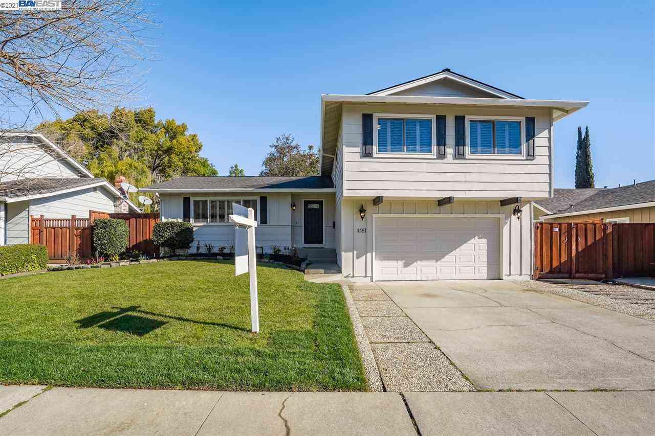 4491 Sandalwood Dr, Pleasanton, CA, 94588,
