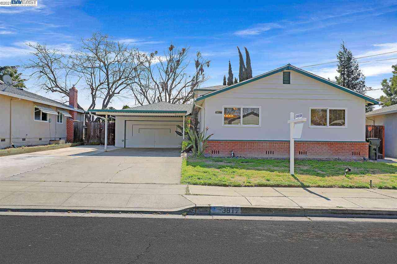 3817 Madeira Way, Livermore, CA, 94550,