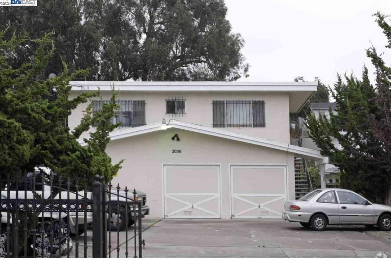 2050 Harrington Ave, Oakland, CA, 94601,