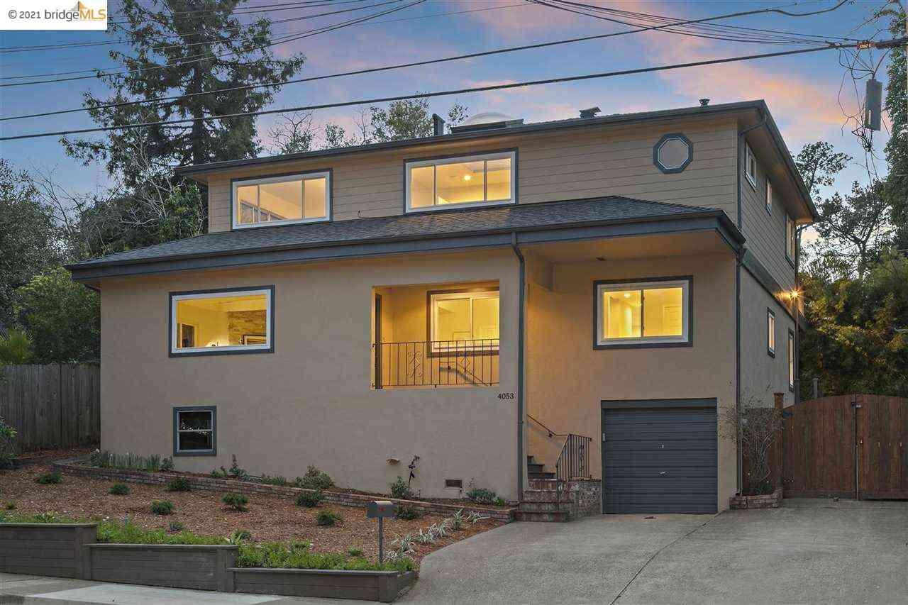 4053 Reinhardt Dr, Oakland, CA, 94619,
