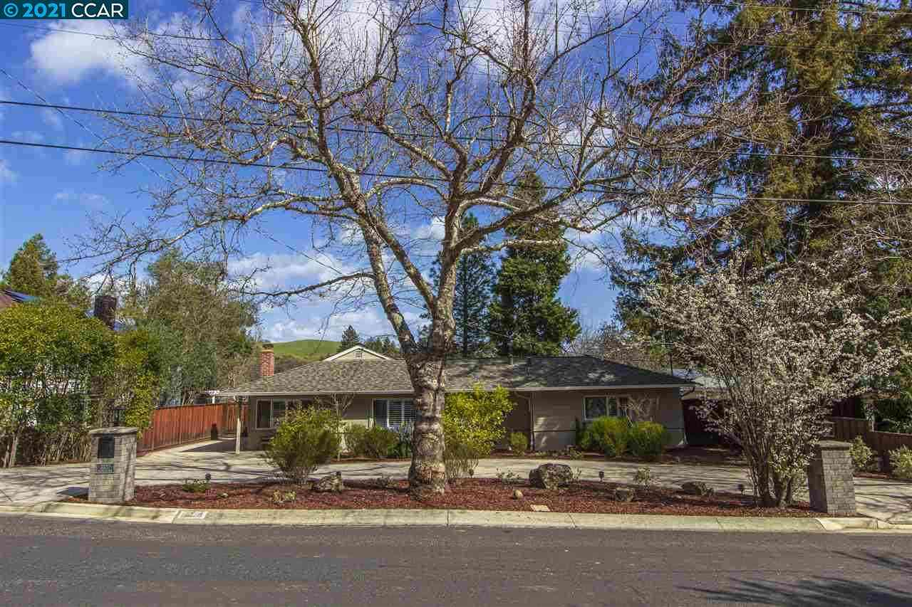 3320 South Lucille Lane, Lafayette, CA, 94549,