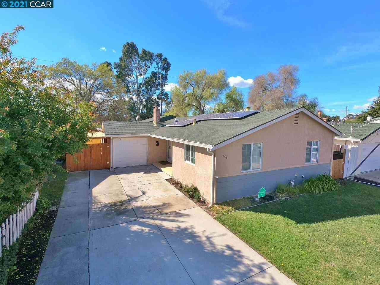 1255 Linden Dr, Concord, CA, 94520,