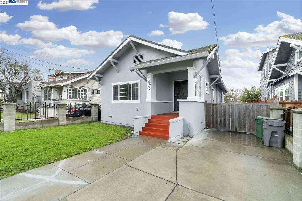 2540 66Th Ave, Oakland, CA, 94605,