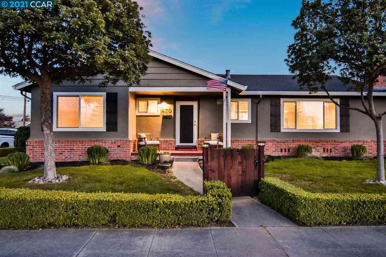 470 Pomona Ct, Livermore, CA, 94550,
