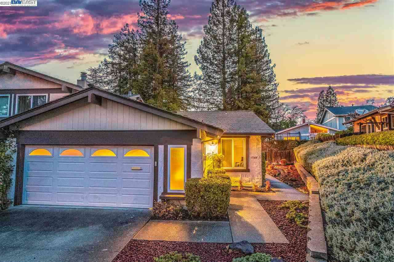 1164 Covington Ct, Walnut Creek, CA, 94596,
